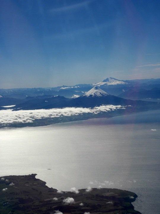 Region de los Lagos y los Volcanos - Chile