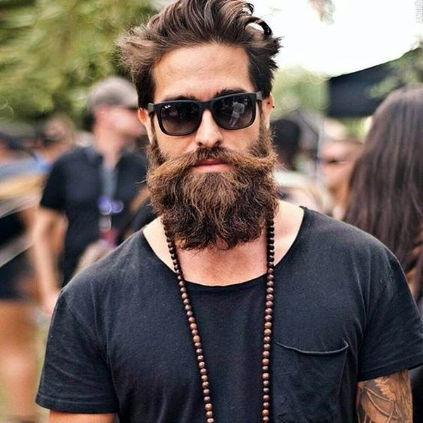 Cool 1000 Images About Beards On Pinterest Silver Foxes People Short Hairstyles For Black Women Fulllsitofus