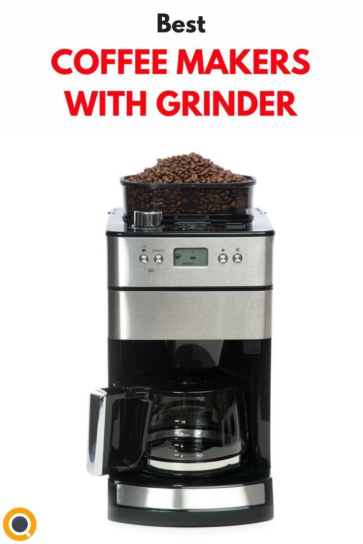 Freshly Ground Coffee Always Tastes Better And That S Why We Ve Reviewed The Best Grind And Brew Cof Coffee Maker With Grinder Best Coffee Maker Coffee Brewing