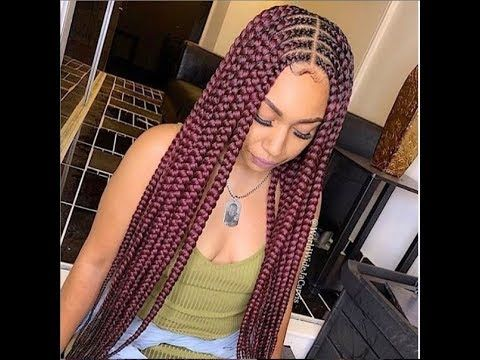 Braids Hairstyles Braid Hairstyles Hairstyles 2020 Female Braids The Trends For New Look Black Girl Braids Kids Braided Hairstyles Latest Braided Hairstyles