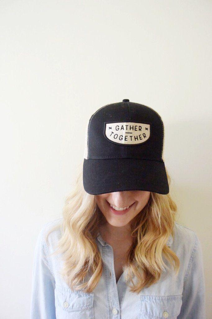 8d3791b075 Gather Together Trucker Hat