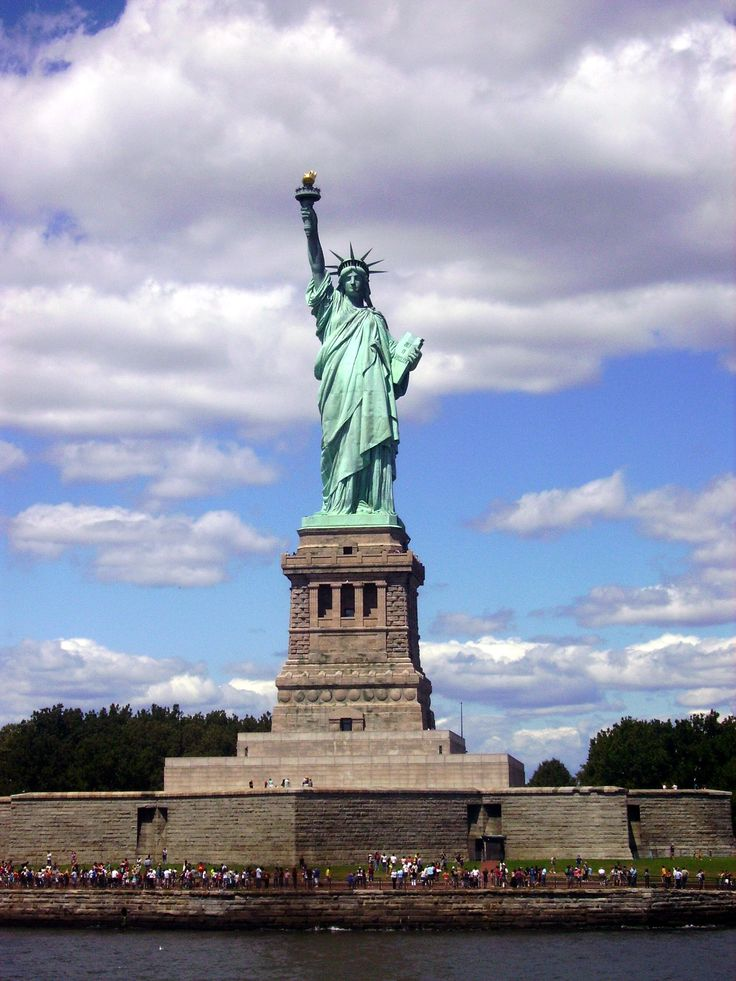 Statua della Liberta - Ellis Island