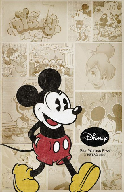 2131 best mickey mouse images on pinterest disney magic - Mickey mouse retro wallpaper ...