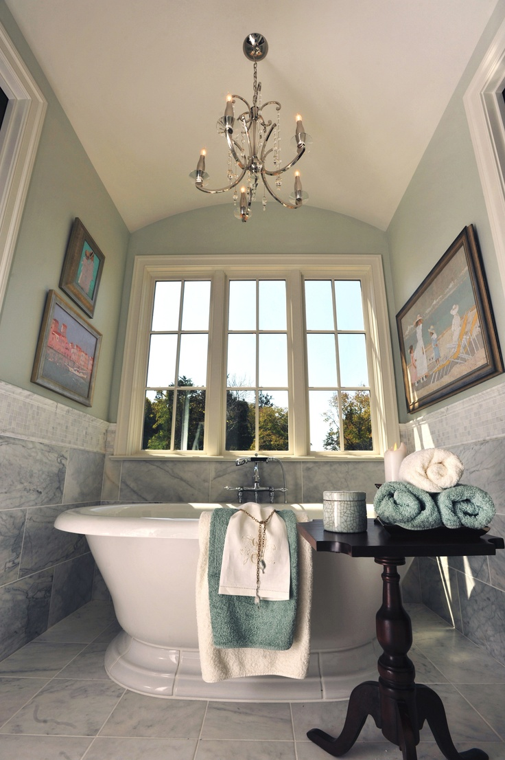 Love the tub  the ceiling  the windows in this Master Bath in the Southern. 52 best  Southern Living  images on Pinterest   Southern living