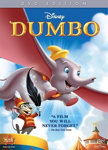 Dumbo DVD ~ Sterling Holloway, http://www.amazon.com/dp/B003H9M1Q2/ref=cm_sw_r_pi_dp_Zbm6pb04EDHN7
