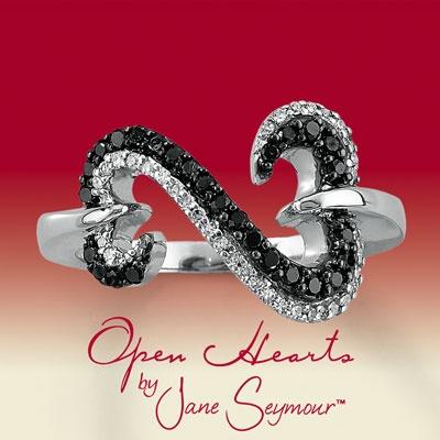 Open Hearts by Jane Seymour® .