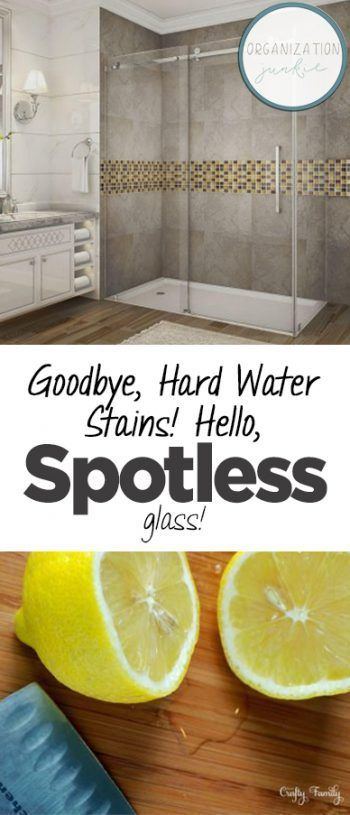 How to Clean Hard Water Stains, How to Remove Hard Water Stains, Natural Ways to Remove Hard Water Stains, How to Remove Hard Water Stains, Removing Hard Water Stains, Cleaning, Cleaning Tips, Cleaning Tips and Tricks, Easy Cleaning Hacks, Natural Homemade House Cleaners