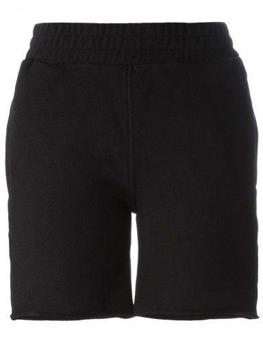 Yeezy elasticated waistband shorts