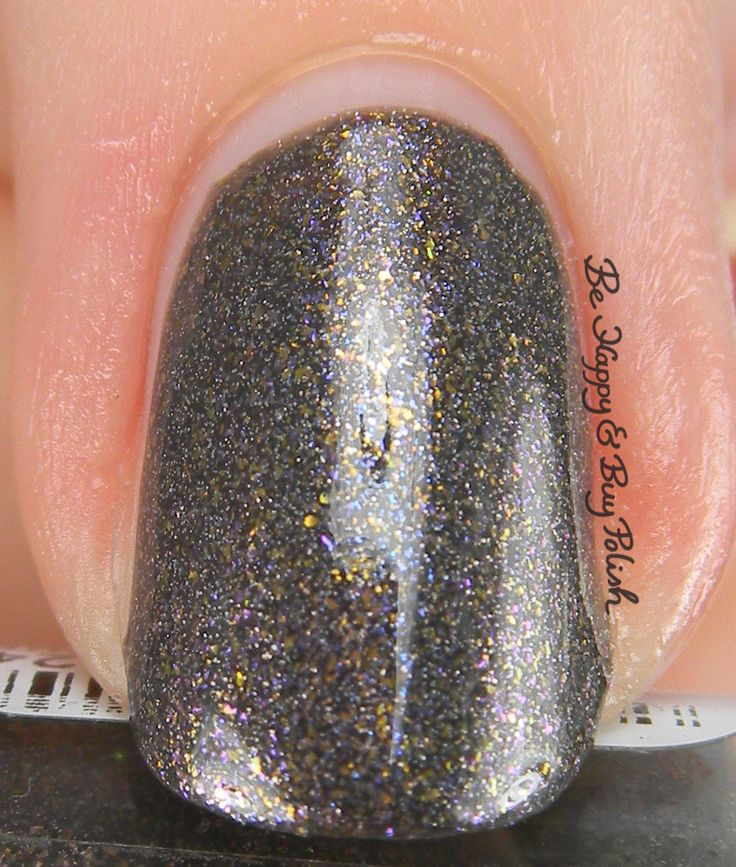 Cinderella Orly Color Blast Wicked Stepmother macro | Be Happy And Buy Polish http://behappyandbuypolish.com/2015/11/29/orly-color-blast-cinderella-nail-polish-collection-partial/