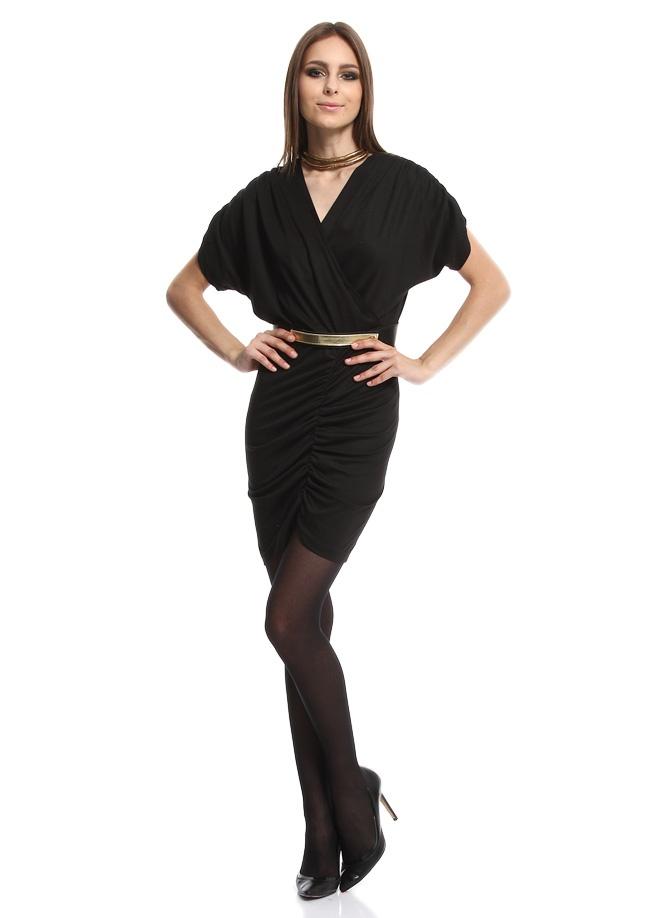 LRS Eteği Büzgülü Kemerli Elbise Markafoni'de 99,99 TL yerine 39,99 TL! Satın almak için: http://www.markafoni.com/product/2982682/
