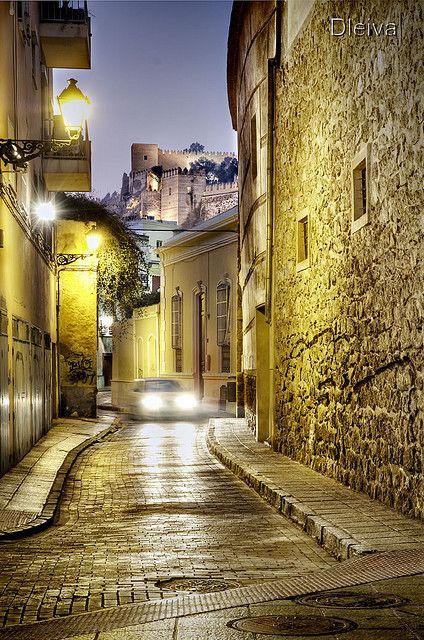 Alcazaba de almeria. Domingo Leiva' s photo