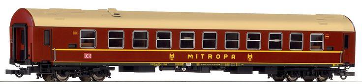 Sleeper Mitropa Y, DB AG - Passenger Wagons - Wagons - Trains   Hobbyland