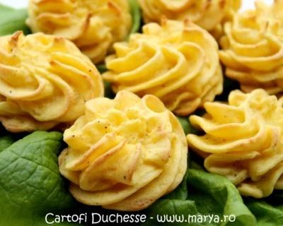 Cartofi Duchesse, articole despre Cartofi Duchesse