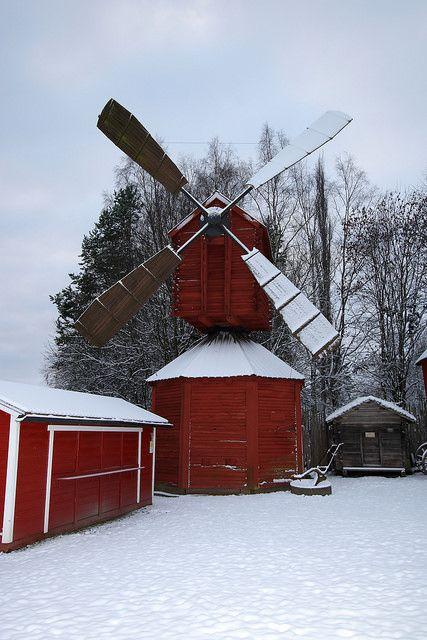 Museo, Ilmajoki