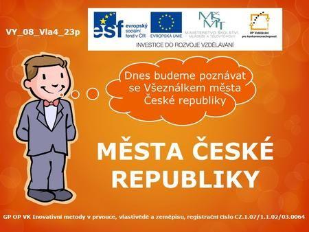 představuje památná místa České - ppt stáhnout