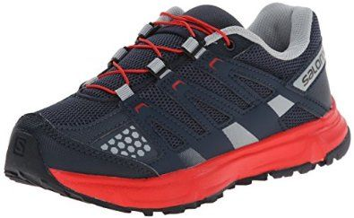 Salomon XR Mission J Trail Runner (Little Kid/Big Kid) - Visit to see more