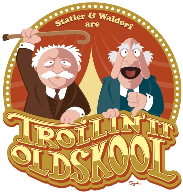 1000 Ideas About Statler And Waldorf On Pinterest: 10 Best Images About Muppets