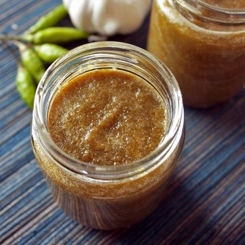 Indonesian bird eye chili sauce Recipe