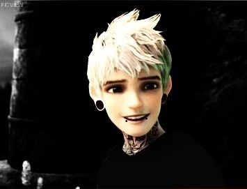 Oh God another punk edit of Jack frost....... I don't think I can handle these