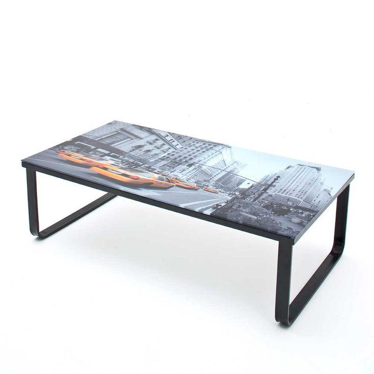 Tisch Mit New York Motiv Wohnzimmer Jetzt Bestellen Unter
