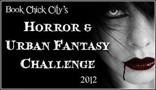 Image result for book chick city horror urban fantasy challenge 2012