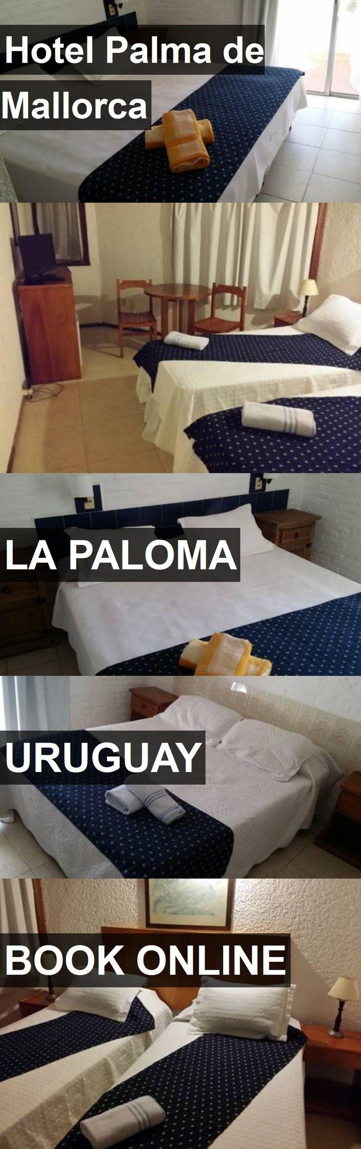Hotel Hotel Palma de Mallorca in La Paloma, Uruguay. For more information, photos, reviews and best prices please follow the link. #Uruguay #LaPaloma #HotelPalmadeMallorca #hotel #travel #vacation
