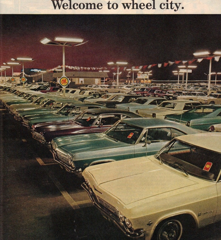 Chevy Dealer (1965)