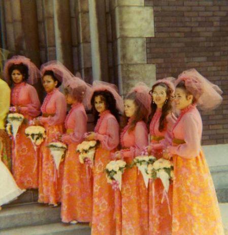 620c35e155e Colors your bridesmaids don t want
