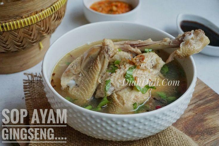 Resep Cake Pisang Diah Didi: 320 Best Sup. Soto. Bakso. Kuah. Images On Pinterest