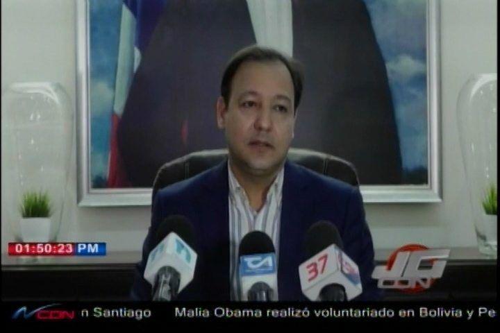El Alcalde Abel Martínez Reacciona Y Llama Ratas De Laboratorio A Miembros Del PLD Que  Quieren Desacreditar Su Gestión