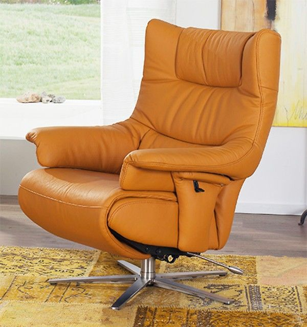 Himolla Harmony Zerostress Integrated Recliner Chair