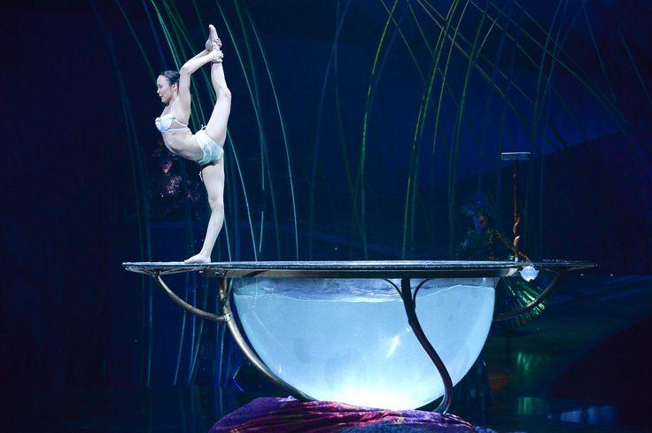 """In Cirque du Soleil's """"Amaluna,"""" it's the women who astound ..."""