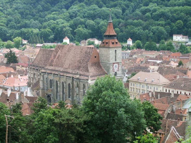 Biserica Neagră, Brașov.