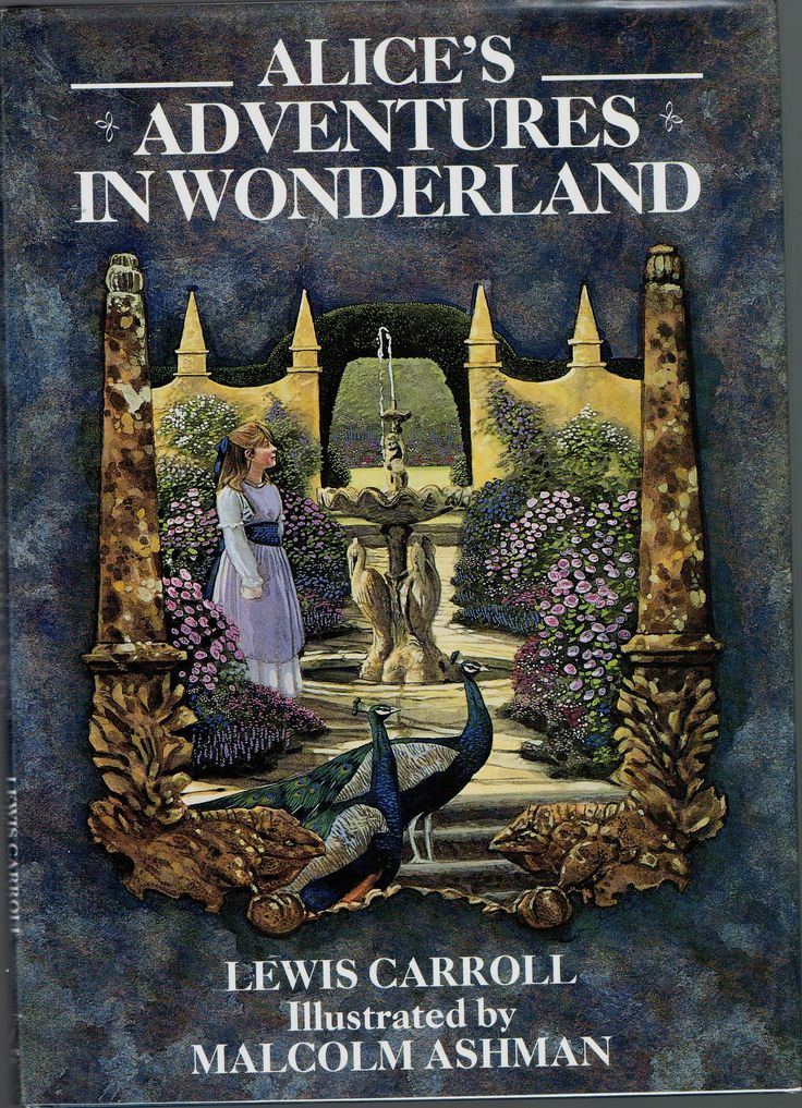 Alice in wonderland info-2908