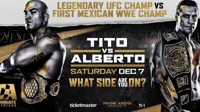 Live Reaction Tito Ortiz Vs Alberto Del Rio Fightful Mma