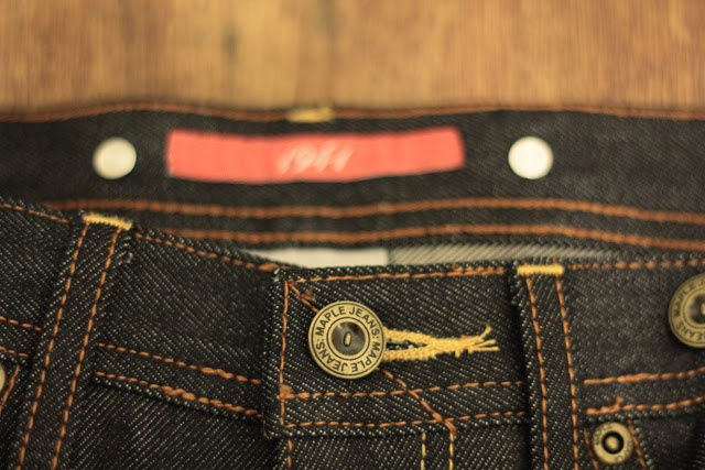 Kevlar motorcycle jeans by Maple