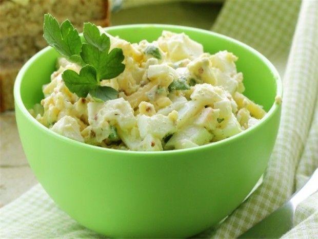 Mustard Egg Salad, #dukandietrecipes