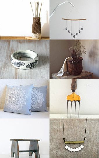 Rustic Weekend Treasury curate by  www.etsy.com/shop/loveandrummage  --Pinned with TreasuryPin.com