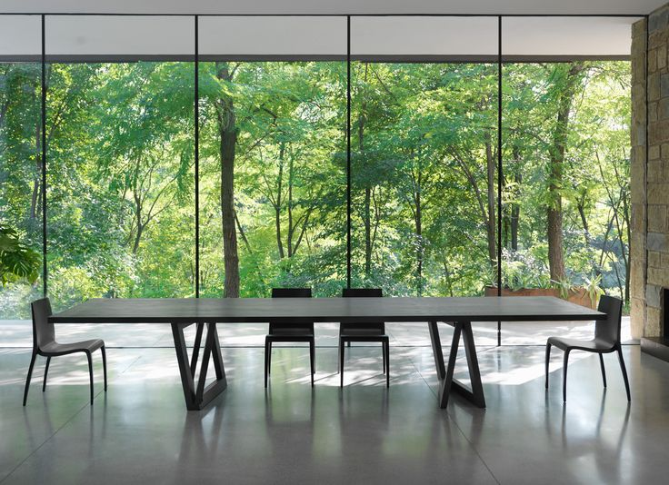 It Is A Large And Functional Table, Featuring An Impressive Design. The  Balancing Act Made Possible Thanks To The QuaDrorTM Structural ...