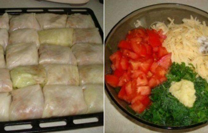 Tento recept mám od mojej babičky a lepšie som ešte nikdy nejedla.Vyskúšajte tieto fantastické kapustové listy plnené mäsom anebudete ľutovať. Budete potrebovať: 1 kapustu 50g ryže 150g bravčového mäsa, ideálne mletého 1 cibuľa 1 mrkva 2 PL slnečnicového oleja 100ml vody 30g kyslej smotany 100g tvrdého syra 2 paradajky 3-4 strúčiky cesnaku trochu čerstvého kôpru trochu čerstvej petržlenovej vňate soľ