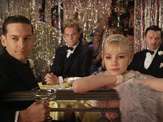 La nueva película del actor Leonardo DiCaprio, en donde comparte créditos con Toby Maguire y Carey Mulligan. Bajo la dirección de Baz Luhman, quien estuvo a cargo de películas como Romeo y Julieta, Mouline Rouge y Australia.