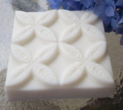 SHEA BUTTER Fancy Flower Oatmeal Milk and Honey by LazyDaySoaps