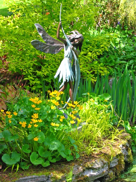 I want this in my garden! From Fablehaven