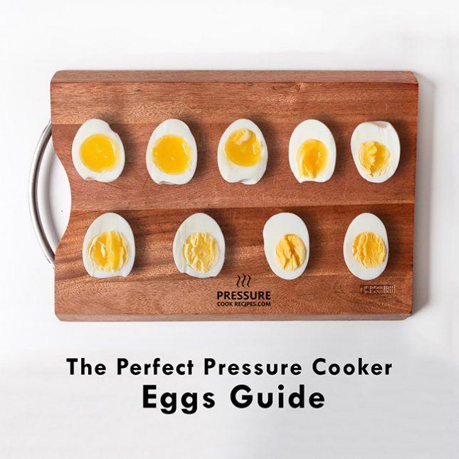 Easy Instant Pot Recipes: Instant Pot Soft Boiled Eggs, Instant Pot Medium Boiled Eggs, Instant Pot Hard Boiled Eggs