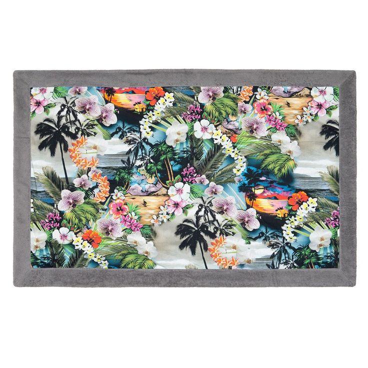 Hawaiian Tropic Grey | Signature Beach Towel - Sun of a Beach