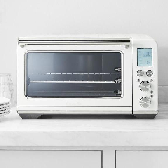 Color White Sea Salt In 2020 Smart Oven Toaster Oven Countertop Oven