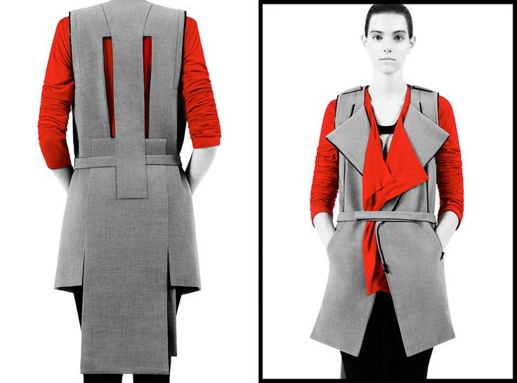 Rad Hourani - unisex clothing