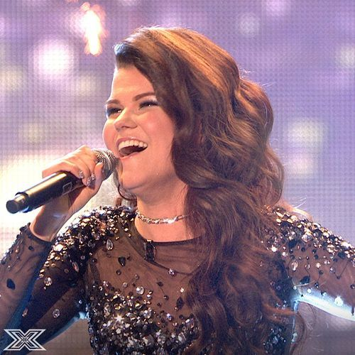"""""""I didn't know I had all of this inside of me... the love and support I got from you has made me blossom."""" - Saara Aalto. The X Factor, December 2016"""