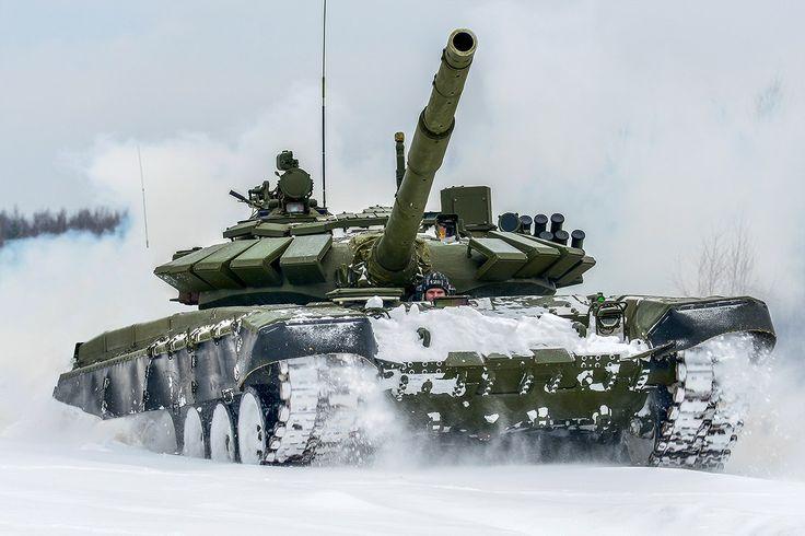 Tank russe T-72B3