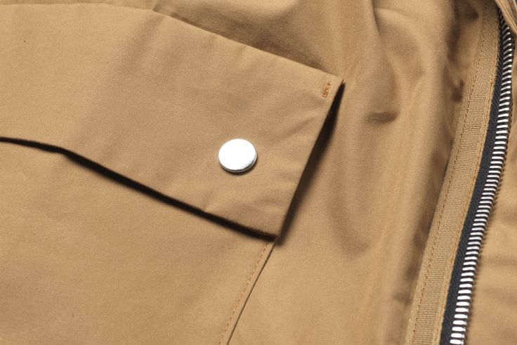 QWSTION + D.N.S. ALL WEATHER COAT –ORGANIC SAND #questionthenorm